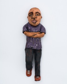 Ceramic Clay Emmett Freeman Artist Art