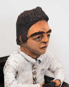 Ceramic Clay Artist Art Emmett Freeman