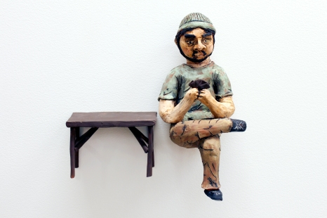Ceramic Clay Emmett Freeman Artist Art