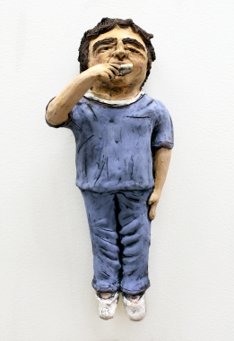 Artist Art Ceramics Clay Emmett Freeman