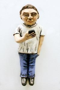 Clay Ceramic Emmett Freeman Artist Art