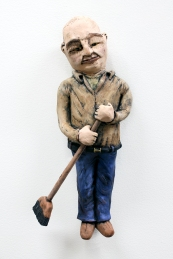 Ceramic Clay Artist Art Emmett Freeman